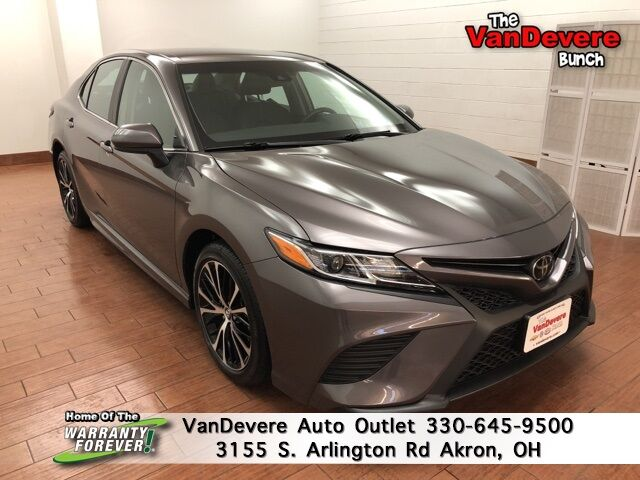 2020 Toyota Camry SE Akron OH