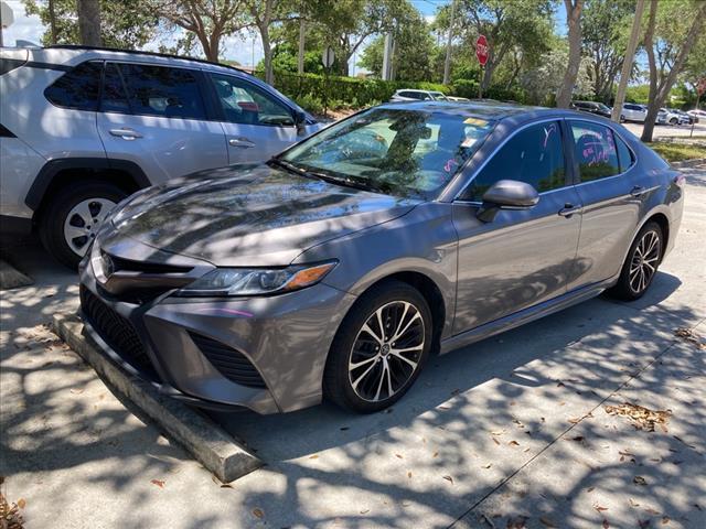 2020 Toyota Camry SE Delray Beach FL