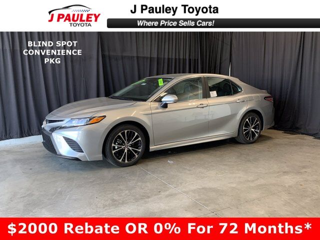 2020 Toyota Camry SE Fort Smith AR