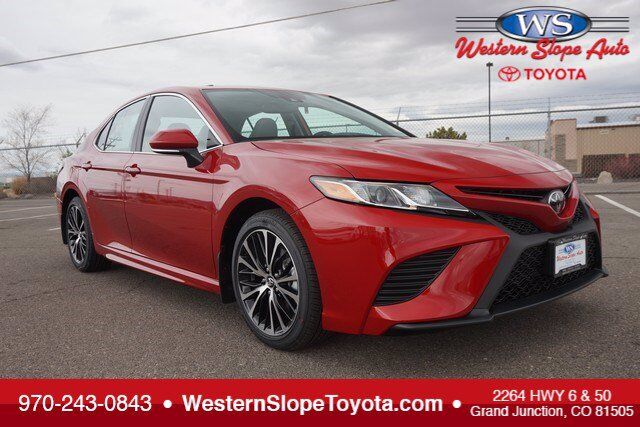 2020 Toyota Camry SE Grand Junction CO