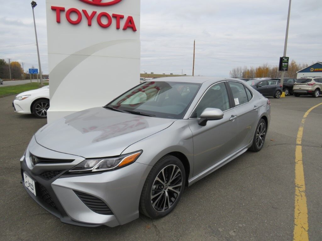 2020 Toyota Camry SE Houlton ME