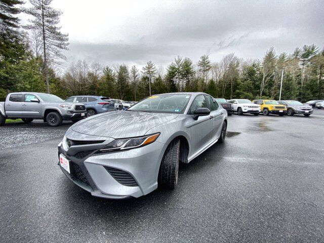 2020 Toyota Camry SE Nightshade Claremont NH