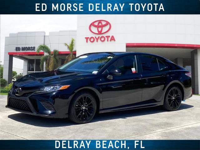 2020 Toyota Camry SE Nightshade Delray Beach FL