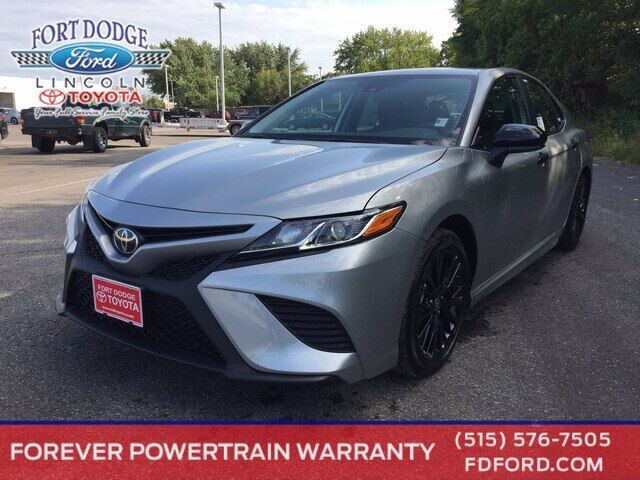 2020 Toyota Camry SE Nightshade Fort Dodge IA
