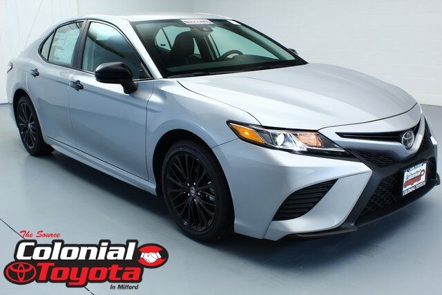 2020 Toyota Camry SE Nightshade Milford CT