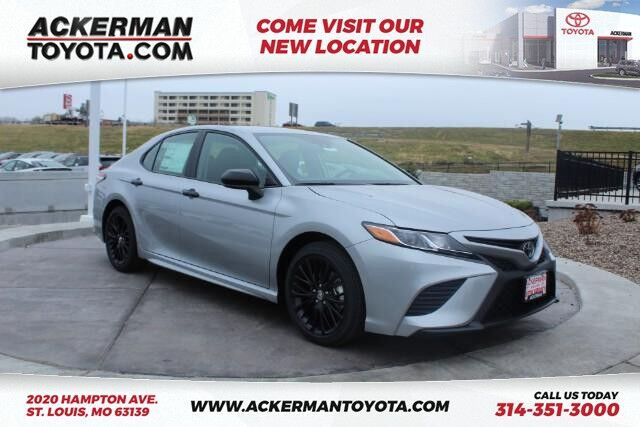 2020 Toyota Camry SE Nightshade St. Louis MO