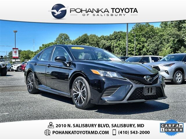 2020 Toyota Camry SE Salisbury MD