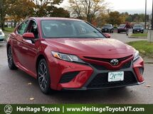 2020 Toyota Camry SE South Burlington VT