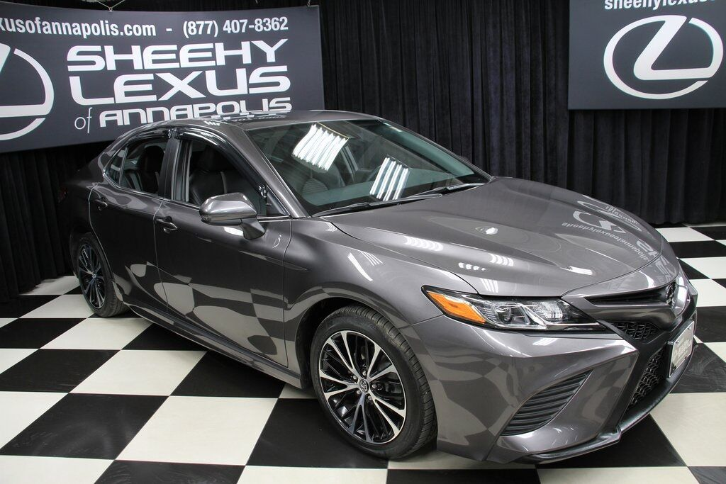 2020 Toyota Camry SE Annapolis MD