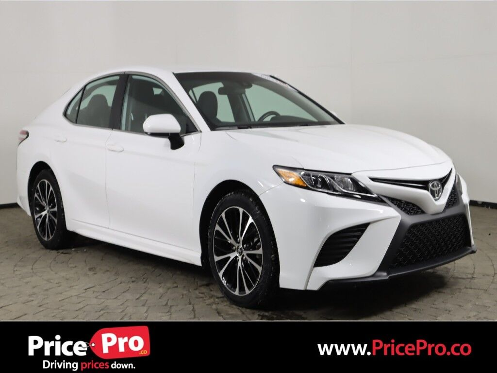 2020 Toyota Camry SE w/Adaptive Cruise/Leather Seats Maumee OH