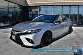 2020 Toyota Camry TRD V6 / Power Sport Bucket Seats / Adaptive Cruise Control / Lane Departure Alert / Collision Alert / Bluetooth / Back Up Camera / Keyless Entry & Start / Rear Spoiler / Only 9k Miles / 31 MPG / 1-Owner