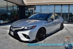 2020_Toyota_Camry_TRD V6 / Power Sport Bucket Seats / Adaptive Cruise Control / Lane Departure Alert / Collision Alert / Bluetooth / Back Up Camera / Keyless Entry & Start / Rear Spoiler / Only 9k Miles / 31 MPG / 1-Owner_ Anchorage AK