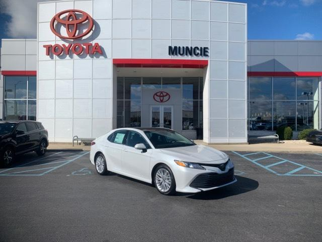 2020 Toyota Camry XLE Auto Muncie IN