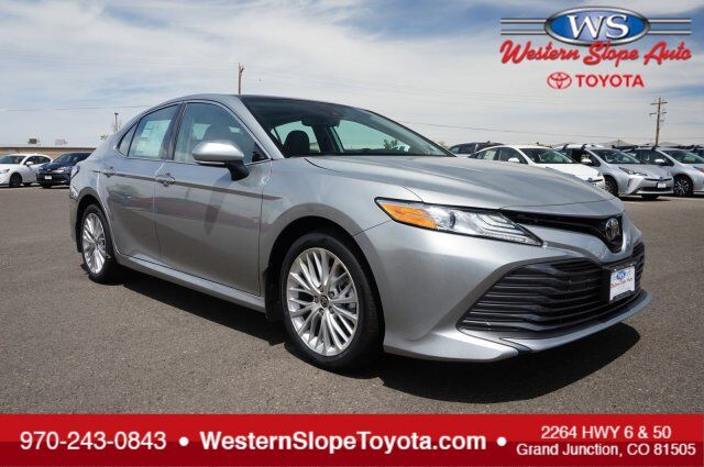 2020 Toyota Camry XLE Grand Junction CO