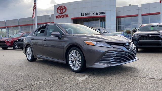 2020 Toyota Camry XLE Green Bay WI
