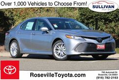 2020_Toyota_Camry_XLE_ Roseville CA