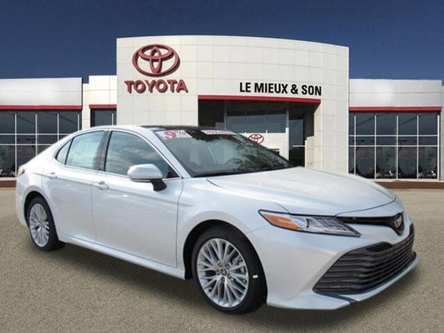 2020 Toyota Camry XLE V6 Green Bay WI