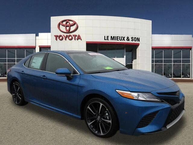 2020 Toyota Camry XSE Green Bay WI