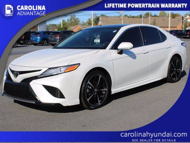 2020 Toyota Camry XSE High Point NC