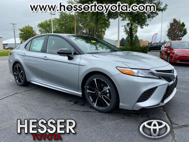 2020 Toyota Camry XSE Janesville WI
