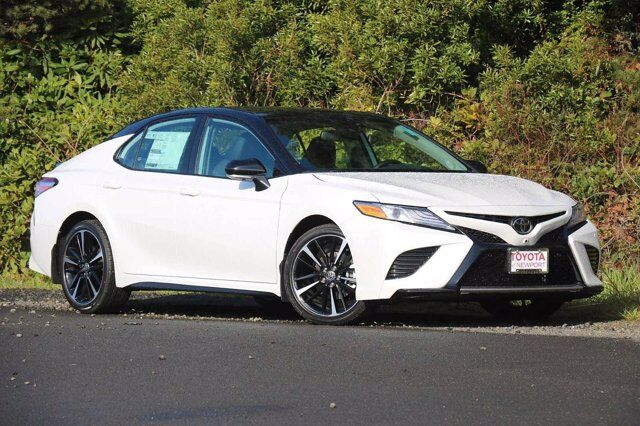 2020 Toyota Camry XSE Newport OR