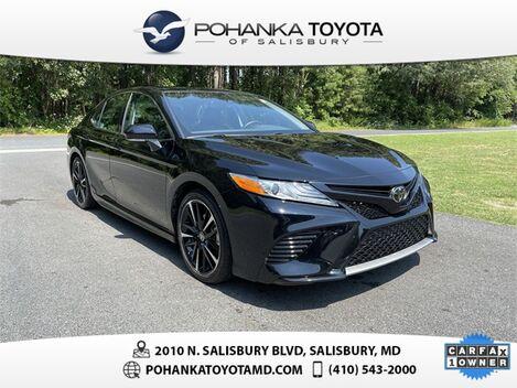 2020_Toyota_Camry_XSE_ Salisbury MD