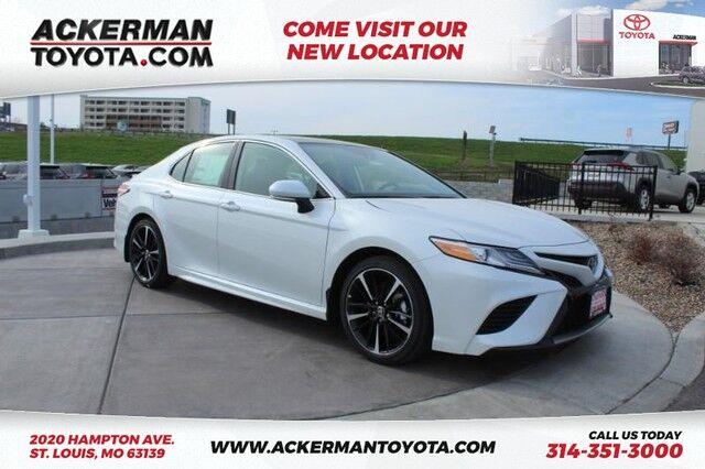 2020 Toyota Camry XSE St. Louis MO