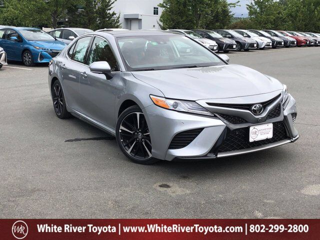 2020 Toyota Camry XSE V6 White River Junction VT