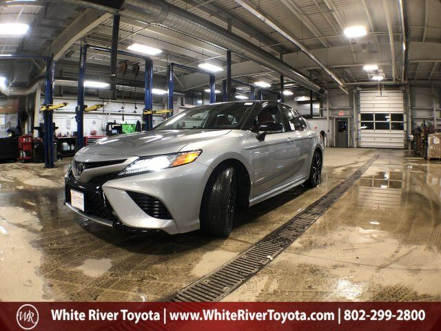 2020 Toyota Camry XSE White River Junction VT