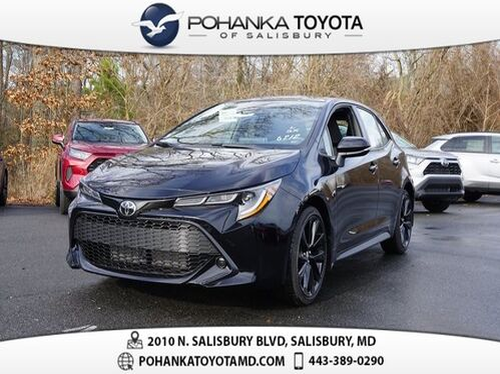 2020_Toyota_Corolla Hatchback_Nightshade_ Salisbury MD