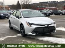 2020 Toyota Corolla Hatchback Nightshade South Burlington VT
