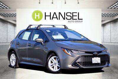 2020_Toyota_Corolla Hatchback_SE_ Santa Rosa CA