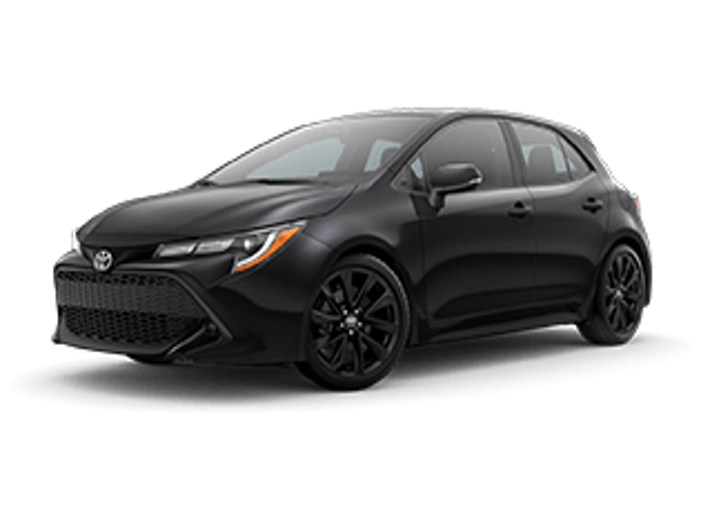 New 2020 Toyota Corolla Hatchback Se In White River Junction Vt