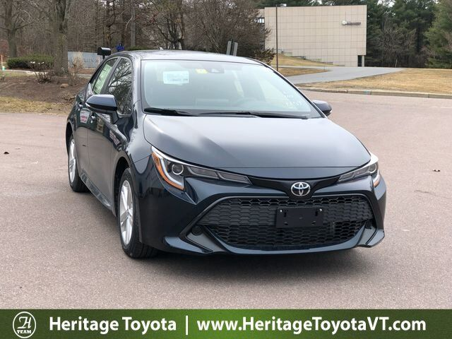 2020 Toyota Corolla Hatchback SE South Burlington VT