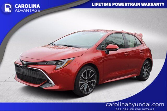 2020 Toyota Corolla Hatchback XSE High Point NC