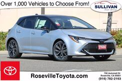 2020_Toyota_Corolla Hatchback_XSE_ Roseville CA