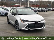 2020 Toyota Corolla Hatchback XSE South Burlington VT