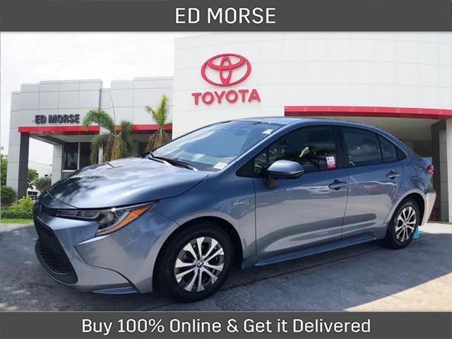 2020 Toyota Corolla Hybrid LE Delray Beach FL