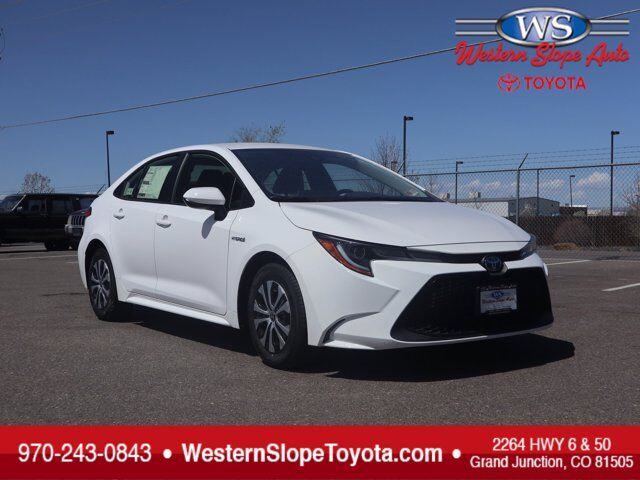 2020 Toyota Corolla Hybrid LE Grand Junction CO