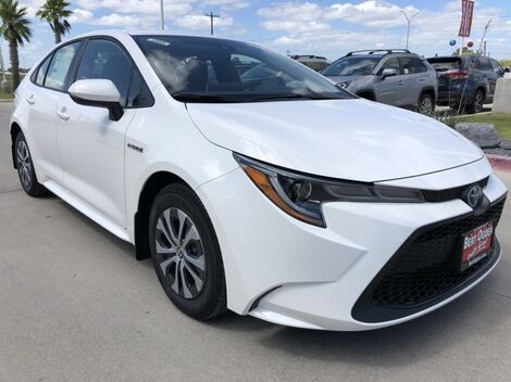 2020_Toyota_Corolla Hybrid_LE_ Harlingen TX