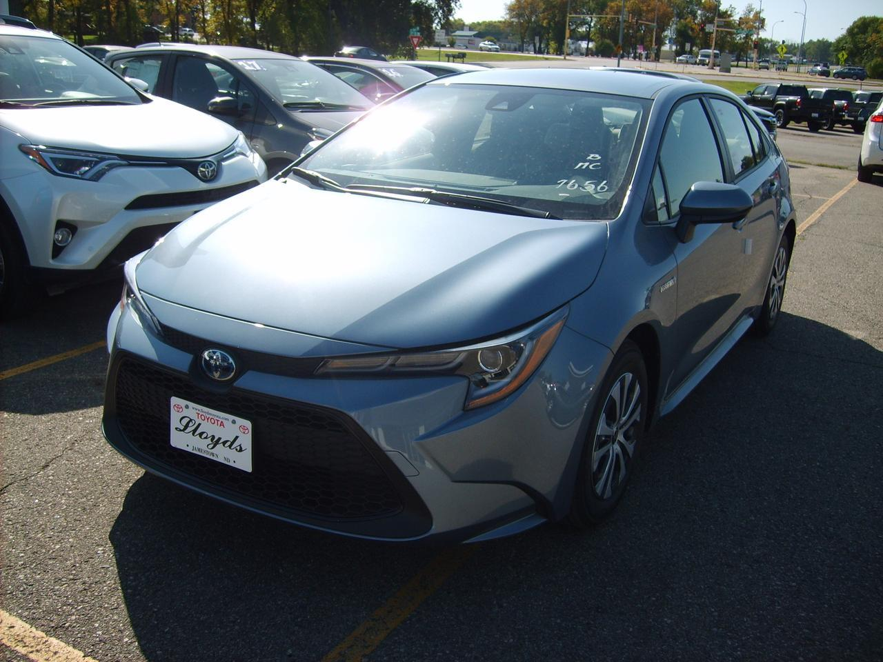 2020 Toyota Corolla Hybrid LE Jamestown ND