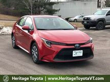 2020 Toyota Corolla Hybrid LE South Burlington VT