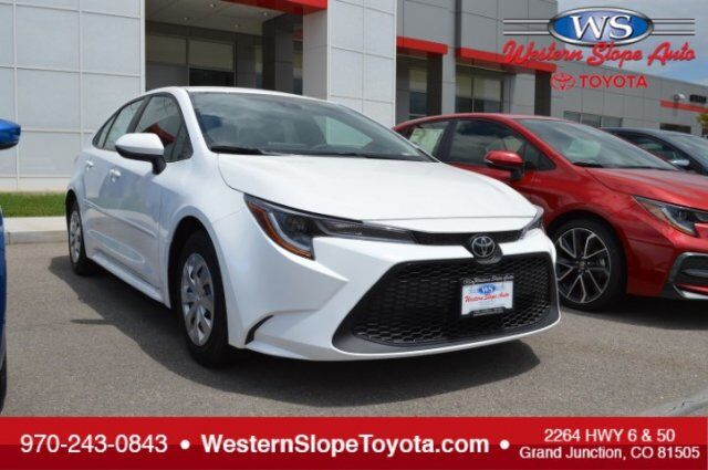 2020 Toyota Corolla L Grand Junction CO