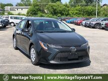 2020 Toyota Corolla L South Burlington VT