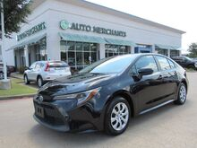 2020_Toyota_Corolla_LE CLOTH SEATS, BACKUP CAMERA, PARKING SENSORS, LANE DEPARTURE, UNDER FACTORY WARRANTY_ Plano TX