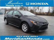 2020_Toyota_Corolla_LE CVT (Natl)_ Meridian MS