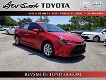 2020_Toyota_Corolla_LE_ Fort Pierce FL