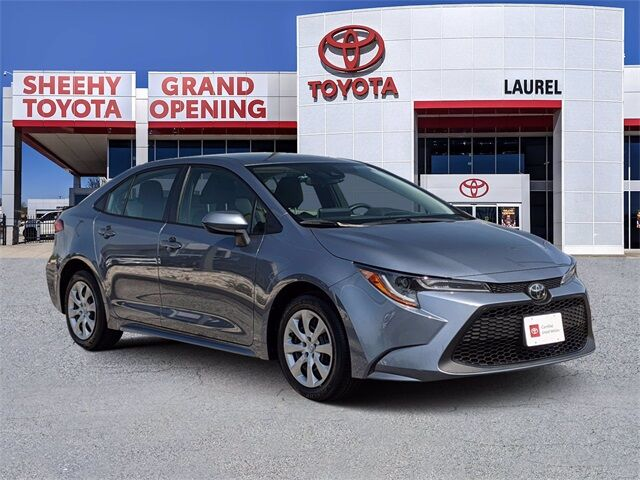 2020 Toyota Corolla LE Laurel MD