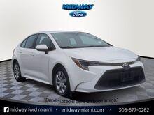 2020_Toyota_Corolla_LE_ Miami FL