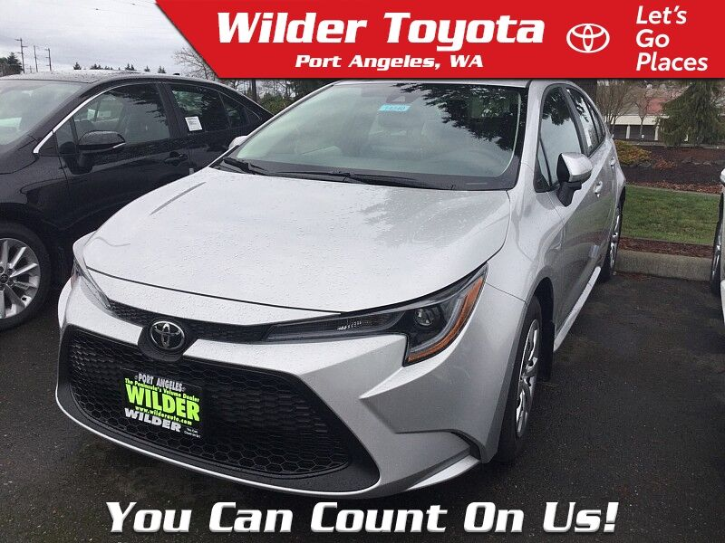 2020 Toyota Corolla LE Port Angeles WA